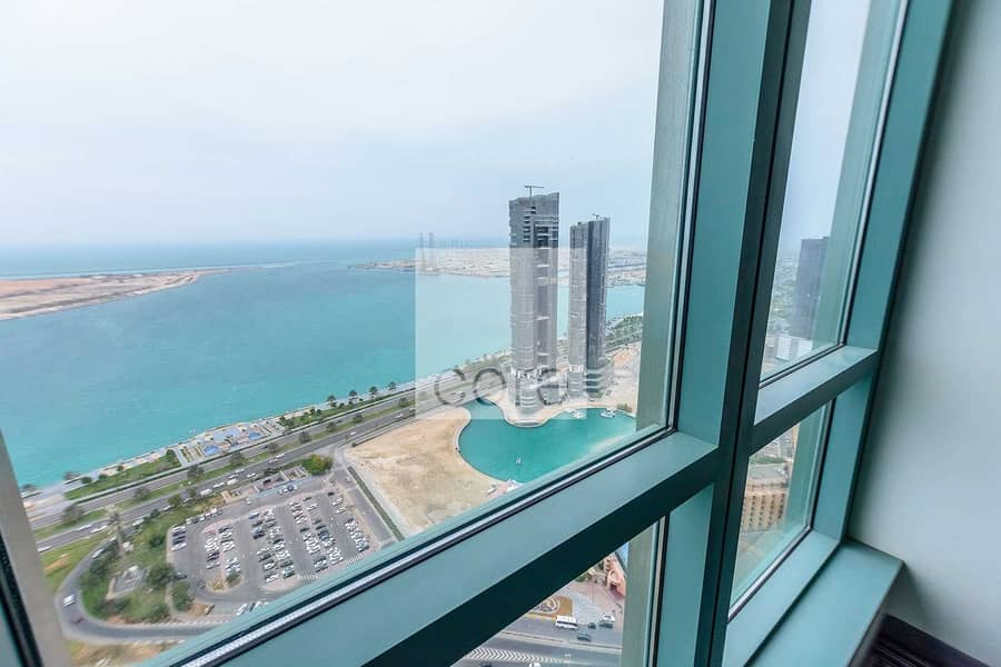 10 Fully fitted office for Rent in Corniche