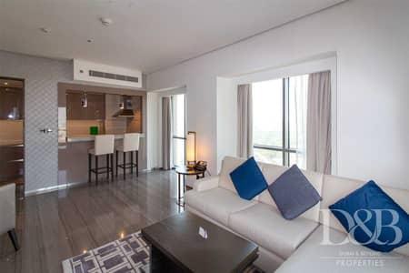 فلیٹ 1 غرفة نوم للبيع في بر دبي، دبي - Furnished   Luxury 1 BHK   Amazing Views
