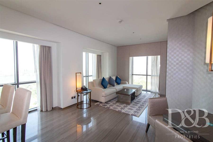 2 Furnished | Luxury 1 BHK | Amazing Views