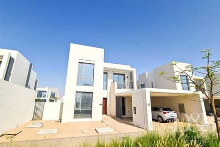 فیلا 4 غرف نوم للايجار في دبي الجنوب، دبي - Brand New   Park Facing   Detached Villa