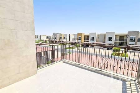 تاون هاوس 2 غرفة نوم للبيع في دبي الجنوب، دبي - Brand New | Next to Pool & Gym | 1st Floor