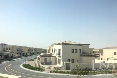 فیلا 5 غرف نوم للايجار في المرابع العربية 2، دبي - Vacant End Sept. | Big Plot | Large Garden