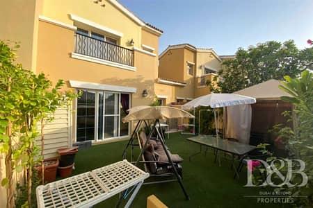 فیلا 2 غرفة نوم للايجار في المرابع العربية، دبي - Extended | Furnished | Maids Room | Spacious