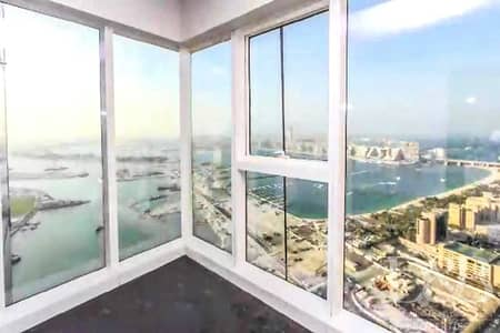 3 Bedroom Apartment for Rent in Dubai Marina, Dubai - SEA VIEW   FENDI UPGRADED   HIGH FLOOR