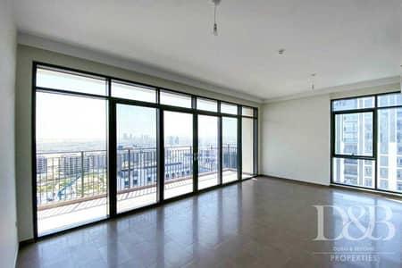 شقة 3 غرف نوم للبيع في دبي هيلز استيت، دبي - Exclusive | Pool Views | High Floor | Vacant
