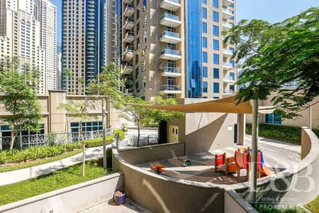 1 Bedroom Apartment for Rent in Dubai Marina, Dubai - Fully Furnished | Chiller free | Balcony |