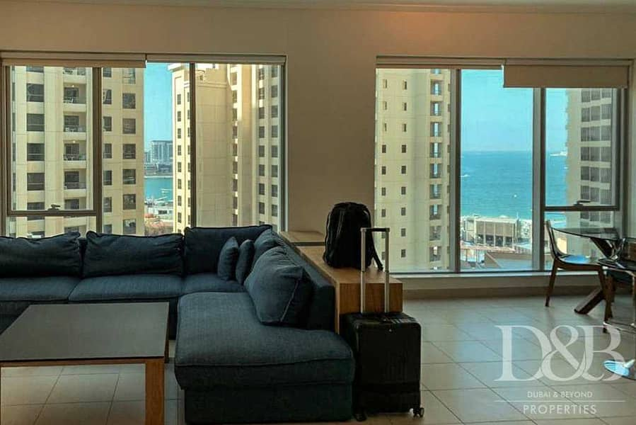 2 Fully Furnished | Chiller free | Balcony |