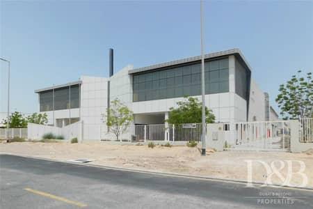 مستودع  للبيع في مدينة دبي للإنتاج، دبي - Strategic Location | Vacant Spacious Warehouse