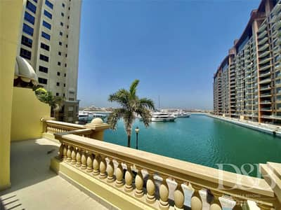 2 Bedroom Apartment for Rent in Palm Jumeirah, Dubai - Upgraded   Sea View   Vacant   Pool Access