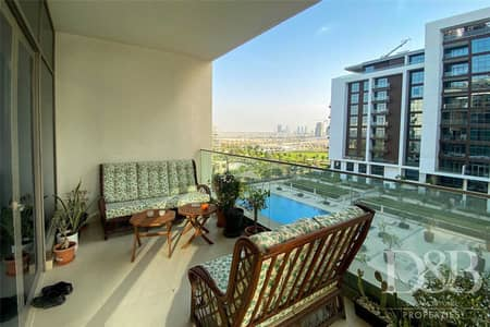 2 Bedroom Flat for Sale in Dubai Hills Estate, Dubai - Exclusive | Vacant | Pool and Park Views