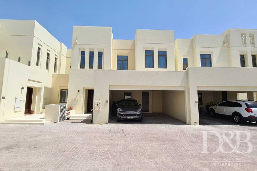 Type G | Close to Pool and Park | 3 + Maids