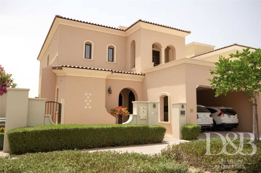 Exclusive | 4 Beds | Type 2 | Family Villa