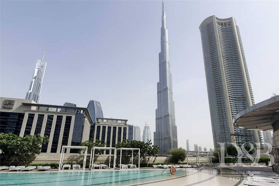 EMAAR |  CITY VIEW |  RENTED | FURNISHED