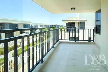 فیلا 5 غرف نوم للايجار في دبي هيلز استيت، دبي - Type 3E On the Main Park | 3/4 Cheques