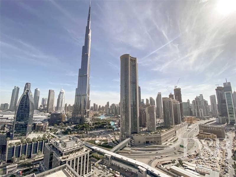 All Bills Included | Full Burj Khalifa View