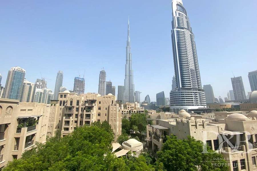 2 Burj Views   Spacious Layout   Chiller Free