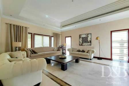 فیلا 5 غرف نوم للبيع في تلال الإمارات، دبي - Single Row   Facing the Inner Road   Genuine Ad