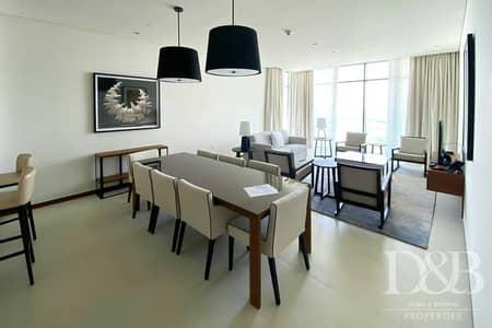 فلیٹ 2 غرفة نوم للبيع في التلال، دبي - AMAZING VIEW   FULLY SERVICED   VACANT