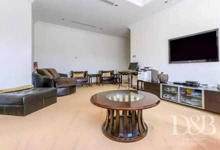 فیلا 6 غرف نوم للبيع في تلال الإمارات، دبي - GOLF COURSE VIEW | VACANT ON TRANSFER| HUGE LAYOUT