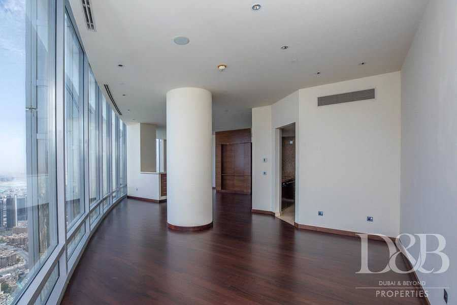 Fountain View | High Floor | Vacant