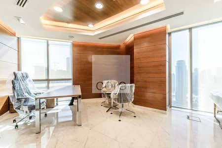 Office for Sale in Jumeirah Lake Towers (JLT), Dubai - Fully Furnished | Tenanted | Good Return