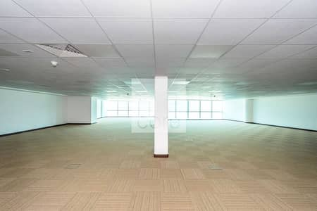 Office for Rent in Dubai South, Dubai - Fitted office for rent | Business Park