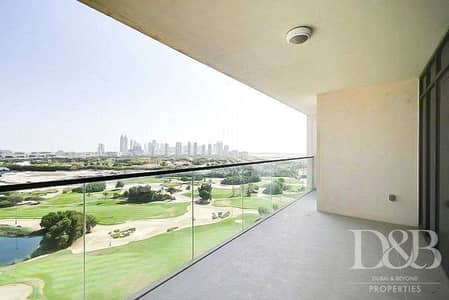 3 Bedroom Apartment for Sale in The Hills, Dubai - Vacant On Nov | Golf & Marina View+2 Balconies