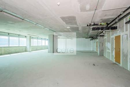 مکتب  للايجار في دبي الجنوب، دبي - Shell and core office vacant | Business Park