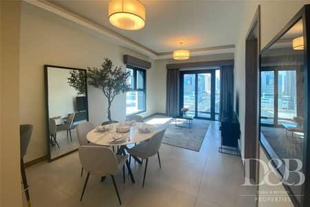 شقة 1 غرفة نوم للايجار في الخليج التجاري، دبي - Burj Khalifa View | Brand New | Vacant
