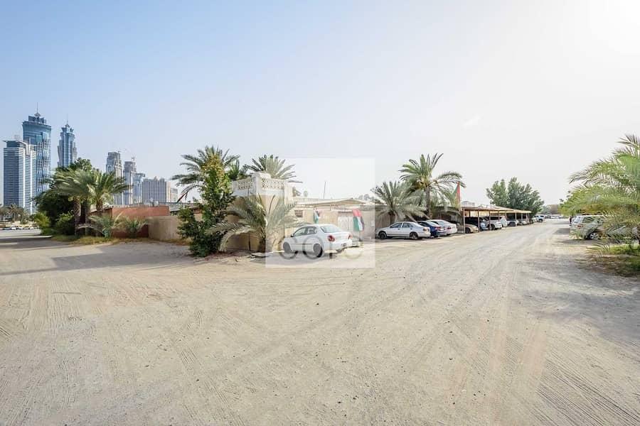 2 Largest Plot  14023 sqft  Al Wasl District