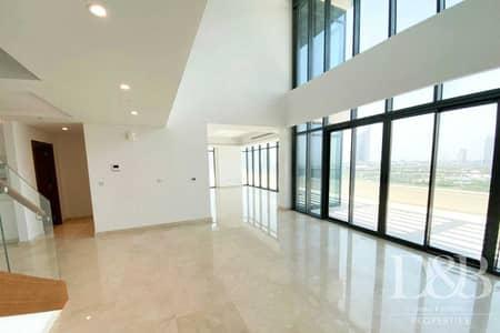 بنتهاوس 5 غرف نوم للبيع في التلال، دبي - Penthouse | Golf Course View | Huge Terrace