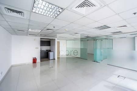 مکتب  للبيع في أبراج بحيرات الجميرا، دبي - Partitioned Office   High Floor   Parking