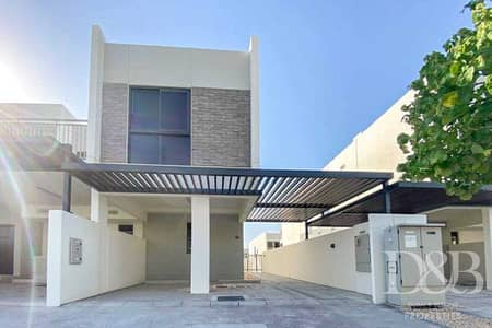 تاون هاوس 3 غرف نوم للايجار في أكويا أكسجين، دبي - 3 Bed + Maid   Private Garden   Vacant