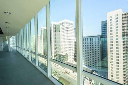 مکتب  للايجار في داون تاون جبل علي، دبي - Spacious shell and core office available