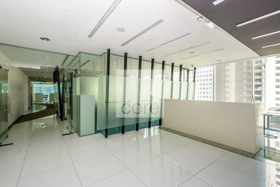 2 Furnished fitted office in The Galleries