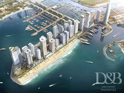 بنتهاوس 1 غرفة نوم للبيع في دبي هاربور، دبي - RESALE 1BR | LUXURY LIVING WITH SEA VIEW