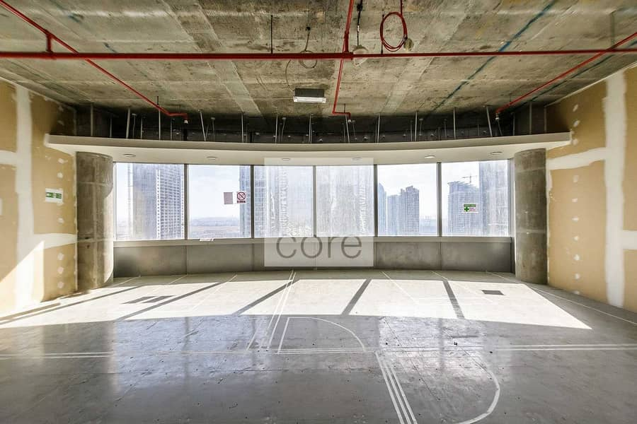 2 High floor office available | Gold Tower