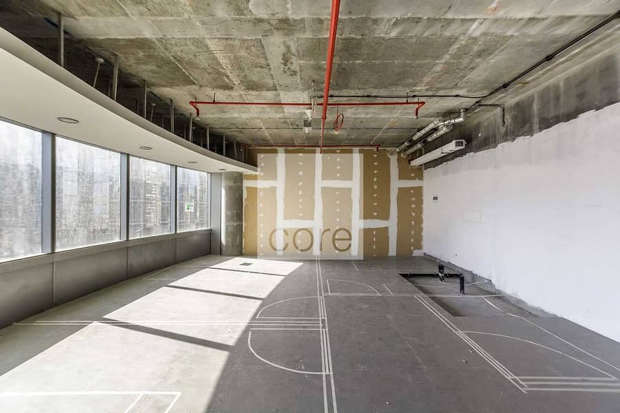 10 High floor office available | Gold Tower
