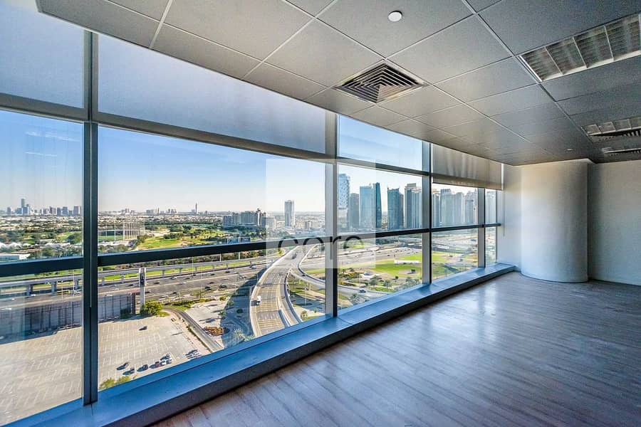 Prime Location | Fitted Office | Mid Floor