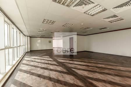 مکتب  للبيع في أبراج بحيرات الجميرا، دبي - Fitted office for sale   Palladium Tower