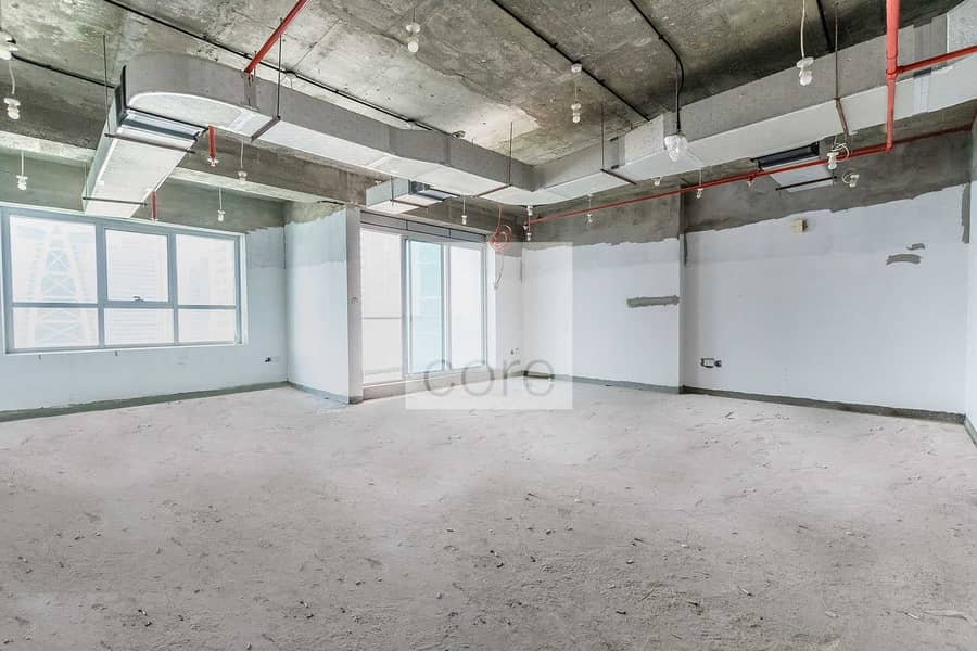 Shell and core office for sale in Armada 2