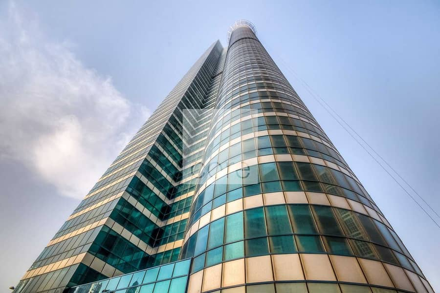 10 Fitted office available in Jumeirah Bay X3