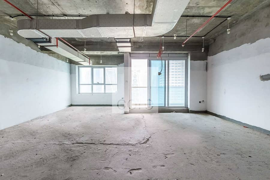 2 Shell and core office for sale in Armada 2