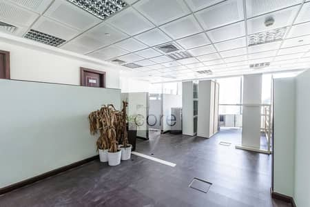 Office for Sale in Jumeirah Lake Towers (JLT), Dubai - Fitted partitioned office in Indigo Icon