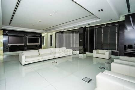 مکتب  للايجار في مثلث قرية الجميرا (JVT)، دبي - Spacious fitted office vacant for rent