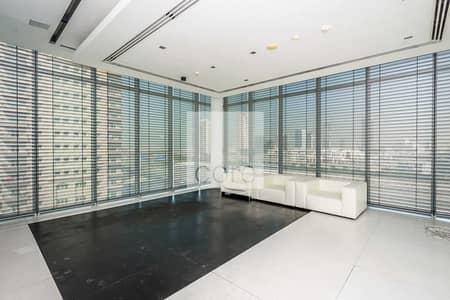 مکتب  للايجار في مثلث قرية الجميرا (JVT)، دبي - Exceptionally fitted and furnished office