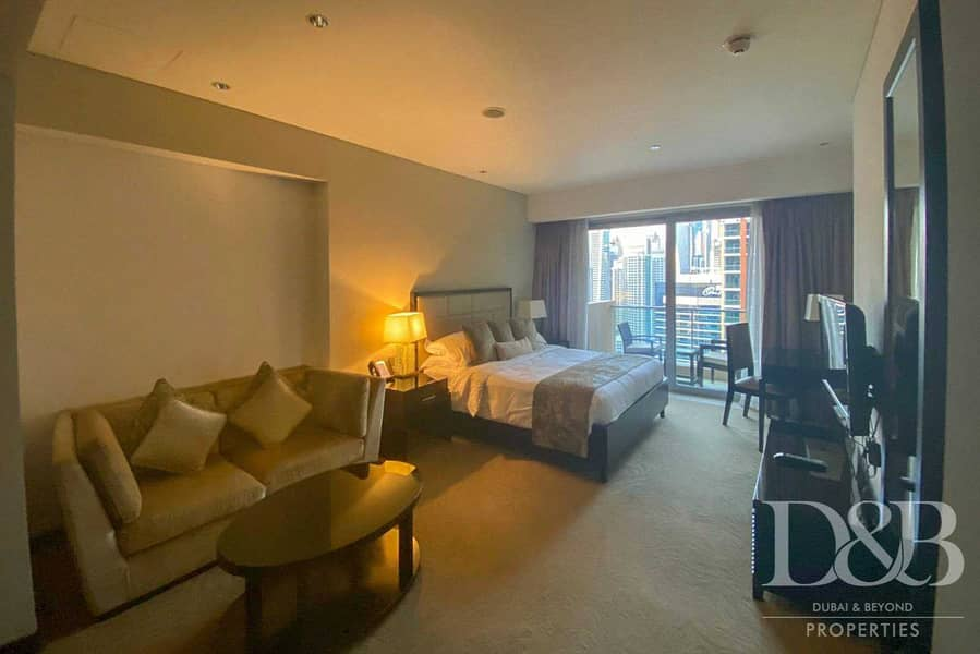 Furnished | Marina View | All Bills Included