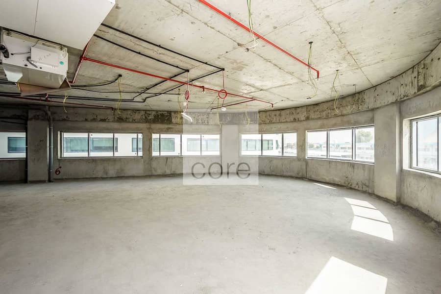 Full Floor Office Space I Shell and Core