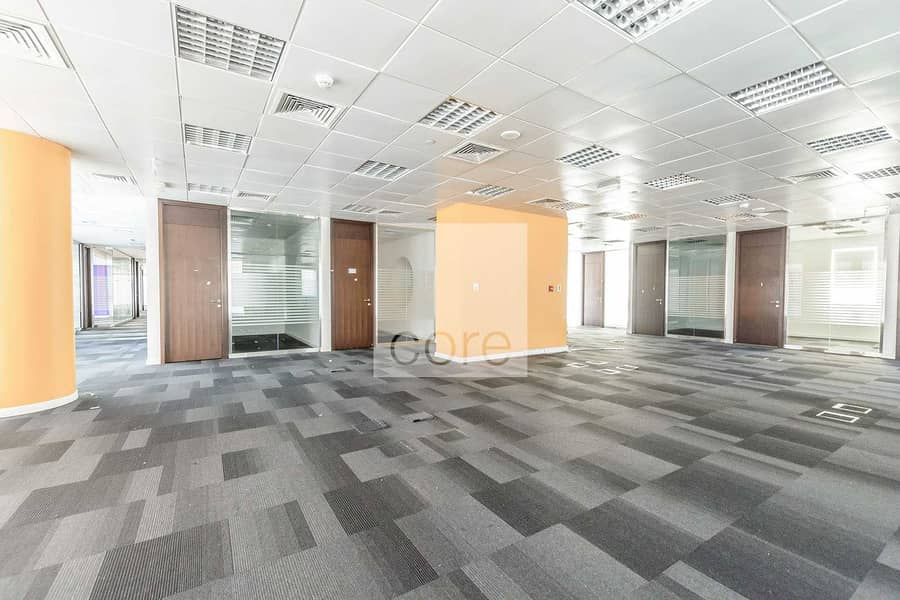 Huge high quality fitted office Corniche