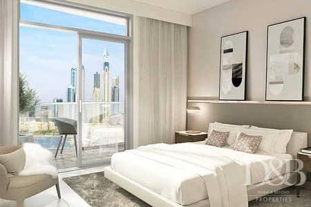 فلیٹ 1 غرفة نوم للبيع في دبي هاربور، دبي - RESALE   LUXURY BEACHFRONT LIVING   HUGE LAYOUT